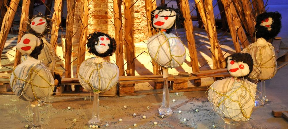 53ème Biennale de Venise - Human Being, 2007-2009 - Pascale Marthine Tayou